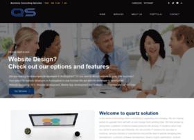 quartzsolution.com