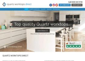 quartzworktopsdirect.com