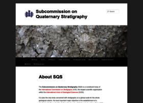 quaternary.stratigraphy.org
