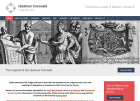 quatuorcoronati.com