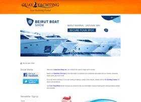 quay2yachting.com