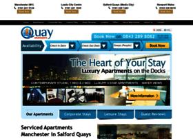 quayservicedapartments.com