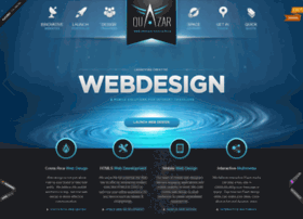quazarwebdesign.com