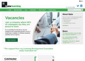 qube-learning.co.uk