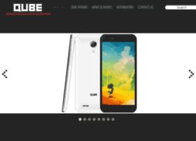 qubeelectronics.com