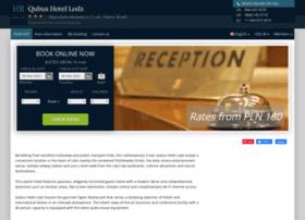 qubus-hotel-lodz.h-rez.com