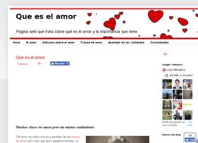 que-es-el-amor.net