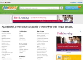 quebarato.com.ec