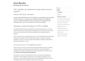quebarato.com.es
