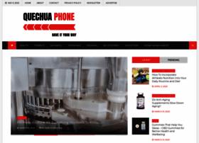 quechuaphone.com