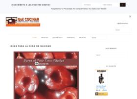 quecocinar.info
