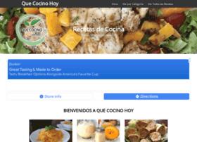 quecocinohoy.com.mx