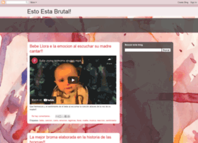 quecosabrutal.blogspot.com