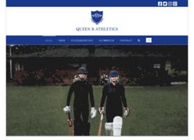 queenbathletics.com