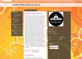 queenbeezbeautybuzz.blogspot.com