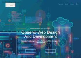 queenbwebdesign.com