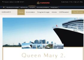 queenmary2.cunard.co.uk