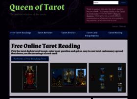 queenoftarot.com