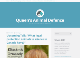 queensanimaldefence.org