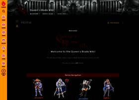 queensblade.wikia.com