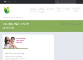 queensland-health-retreat.healthretreatsaustralia.com