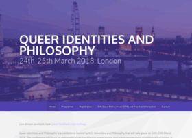 queeridentitiesphilosophyconference.weebly.com