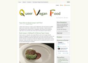 queerveganfood.com