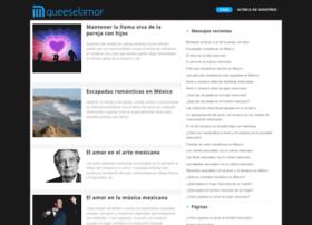 queeselamor.com.mx