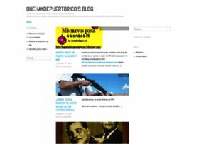 quehaydepuertorico.wordpress.com