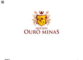 queijosourominas.com.br