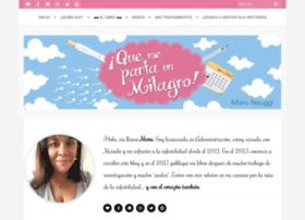 quemepartaunmilagro.blogspot.com.ar