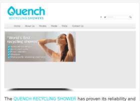 quenchshowers.com