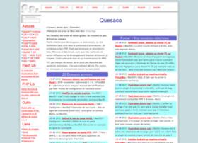 quesaco.org