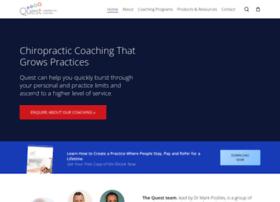 questchiropracticcoaching.com