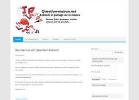 question-maison.net