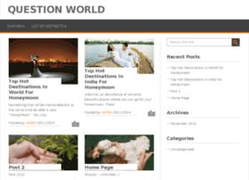 question-world.com
