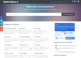 questionreponse.info