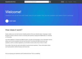 questionsarchive.com