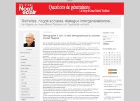 questionsdegenerations.nordblogs.com