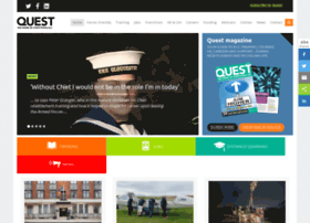 questonline.co.uk info. Resettlement training, military retraining