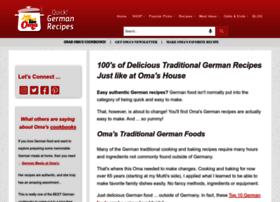 quick-german-recipes.com