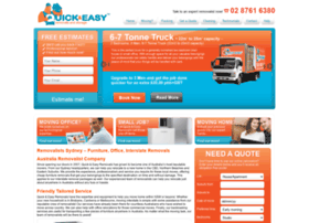 quickandeasyremovals.com.au