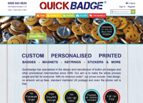 quickbadge.co.uk