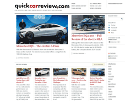 quickcarreview.com