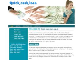 quickcashloan.org.uk