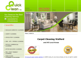 quickcleanltd.co.uk