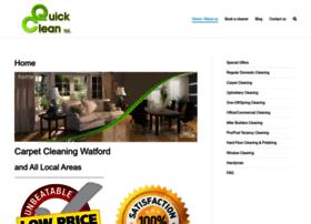 quickcleanltd.co.uk