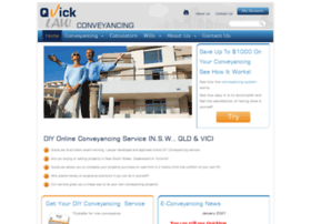 quickconveyancing.com.au