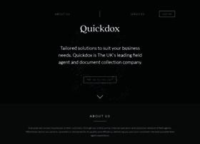 quickdox.co.uk