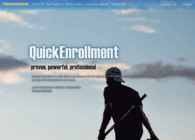 quickenrollment.com
